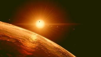 Artist's_impression_of_the_TRAPPIST-1_planetary_system-everglow